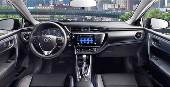 2018 toyota corolla se icarautoleasing. Black Bedroom Furniture Sets. Home Design Ideas
