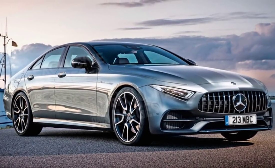 2018 CLS 63 AMG