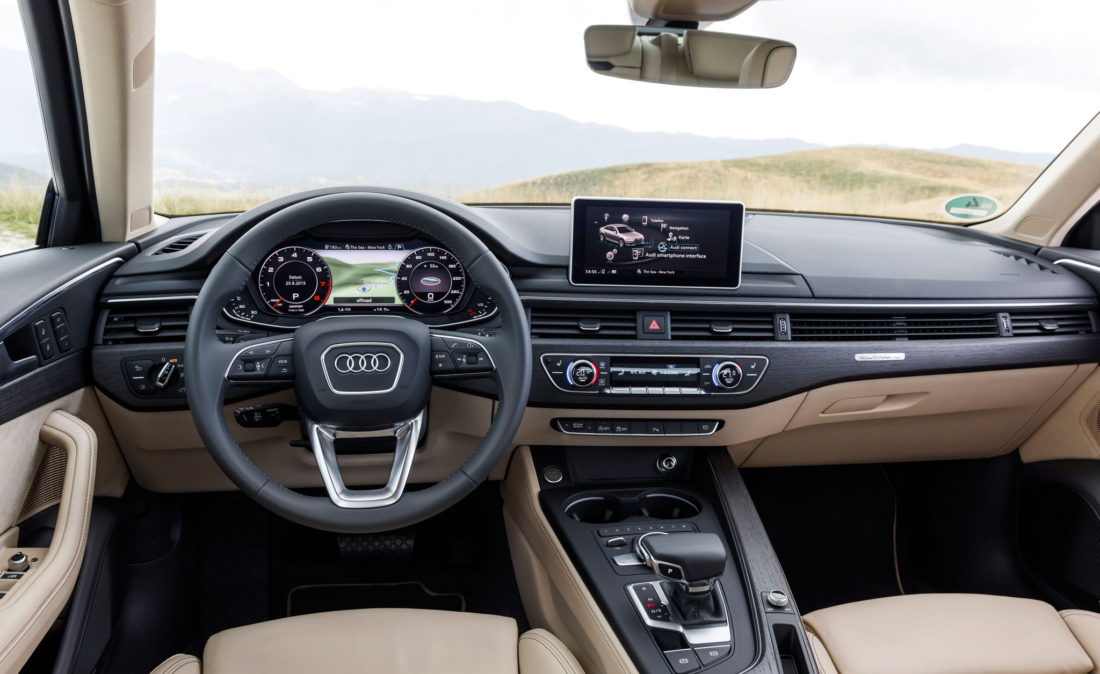 2017-Audi-A4-interior