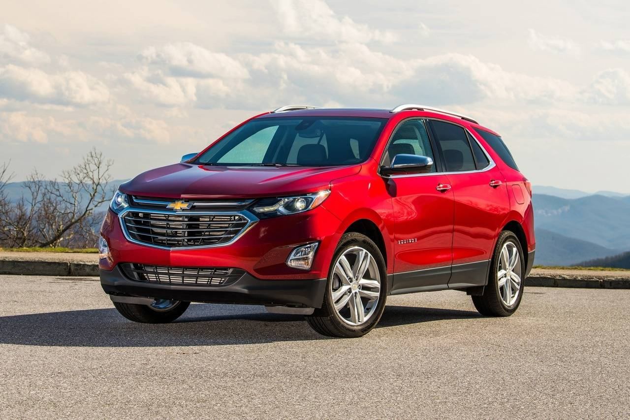 California Chevy Dealers >> 2018 Chevy Equinox LS | iCarAutoLeasing