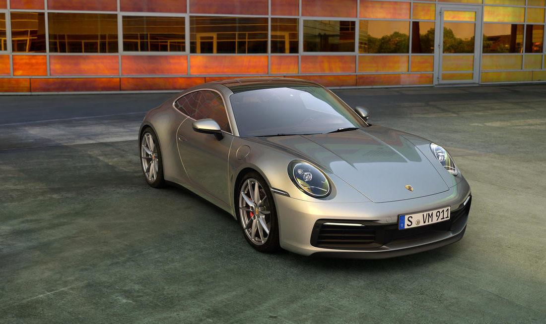 Porsche 911-2