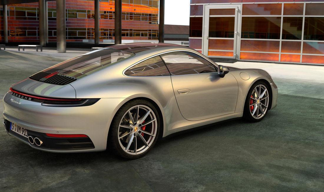 Porsche 911-6